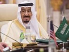 saudi arabia 'is chief funder of islamic extremism in uk'