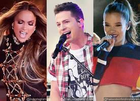 watch jennifer lopez, charlie puth and hailee steinfeld's performances at macy's fourth of july show