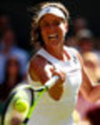 wimbledon 2017: johanna konta qualifies to the next round after beating donna vekic
