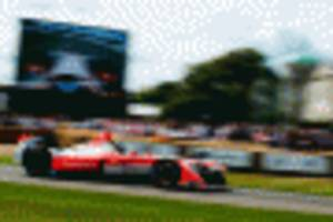 watch nick heidfeld attempt a goodwood hill climb record in mahindra's formula e car