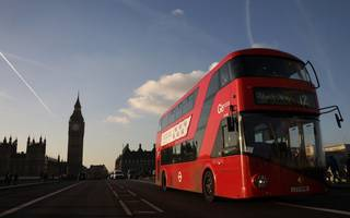 here are the next three london bus routes going fully electric