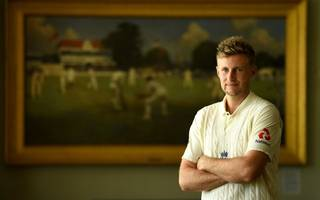 root itching to begin captaincy – five months after appointment