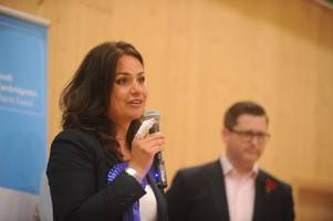 heidi allen's 'surprise' at reports angry tory backbenchers are calling for her resignation