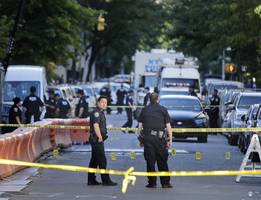nypd officer killed during 'unprovoked attack' while in police vehicle