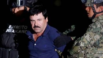 mexico's most-wanted: a guide to the drug cartels