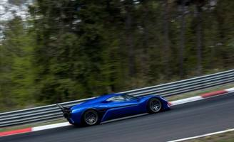 the story behind the nio ep9's briefly held nurburgring lap record