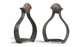 stirrups worn by king billy at the boyne fail to sell at auction