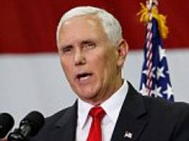 pence vows to send us astronauts to mars and the moon