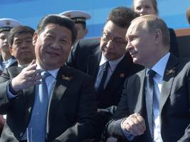 china and russia are totally playing trump together