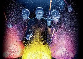 cirque du soleil drops major green for blue man group in expansion move