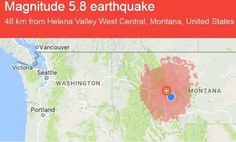 supervolcano concerns rise after montana hit by strongest earthquake in 20 years