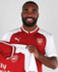 alexandre lacazette: francis coquelin has promised me i will not regret arsenal transfer