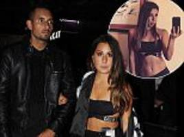 chelsea samways 'grounded' over nick kyrgios 3am party