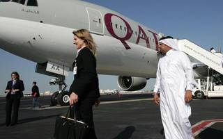 now the us laptop ban has been lifted for qatar airways