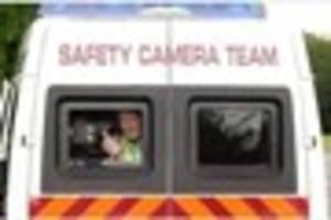 speed cameras on derbyshire's roads - which ones can lead to a...