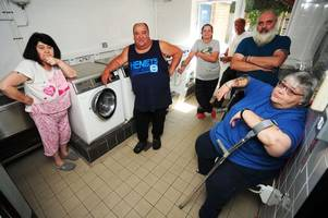 man sues bristol city council because they've stopped him doing his washing after 8pm at night