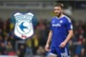 plymouth argyle target rickie lambert has his cardiff contract...