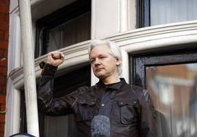 julian assange: g20 summit is 'world's most expensive disco'