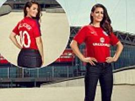 kirsty gallacher becomes england's honorary lionness