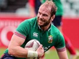rob howley: alun-wyn jones can be considered a lions great