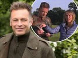 chris packham and michaela strachan told off for smut