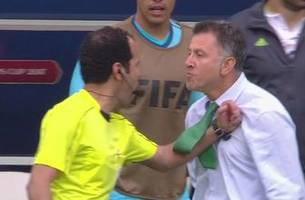 juan carlos osorio suspended for six matches, will miss gold cup