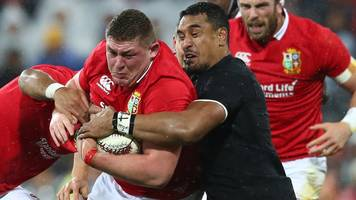 new zealand v lions: rob howley says there will be surprises