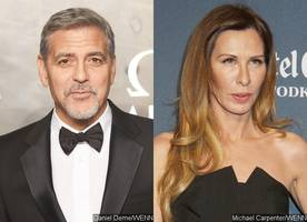george clooney's ex carole radziwill rates him in bed: 'he's definitely a nine'