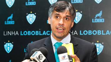 brazilian football chief quits after relegation death threats
