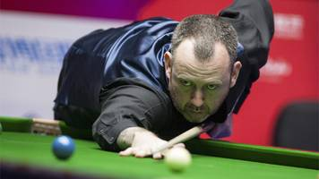 snooker world cup: wales qualify for quarter-finals