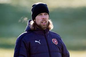i chose hearts over coventry because of austin macphee says jambos new boy michael smith