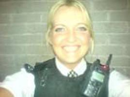 greater manchester policewoman charged with dealing drugs