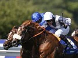 ulysses edges out barney roy in the coral-eclipse stakes