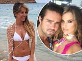 vogue williams and spencer matthews considering moving in