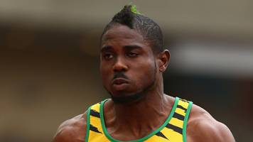 jason livermore: jamaican commonwealth games gold medallist tests positive
