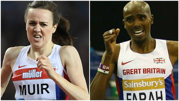 london anniversary games: bbc coverage times and schedule highlights