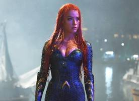'aquaman': mera shows off her power in new set video