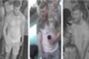 police want to trace this man after alleged sex assault in bar