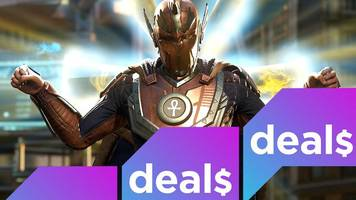 the week's best deals include discounts on injustice 2, and big savings at the gamestop game days sale