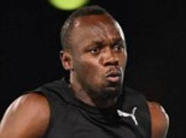 usain bolt wants to celebrate retirement with paul pogba