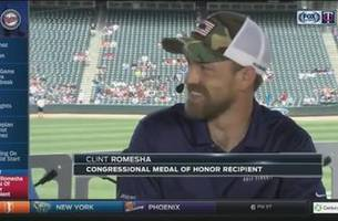 congressional medal of honor recipient clint romesha shares his story