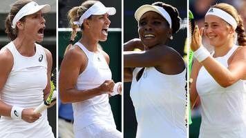 wimbledon 2017: who will win the 'wide open' women's singles title?