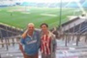 stoke city fan callum hitting the heights for charity on...