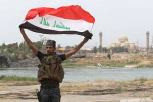 iraq declares victory over isis in mosul after bloody eight-month battle to recapture city