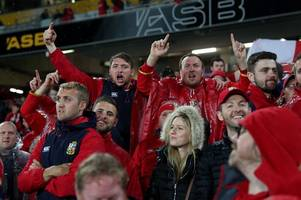 lions fans have their say on the amazing test series draw with the all blacks