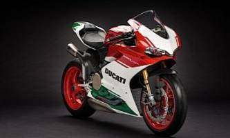 Ducati 1299 Panigale R Final Edition Unveiled: a 209 HP Beauty and Beast