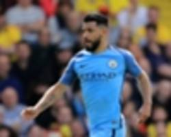aguero hits out at 'totally false' reports of buenos aires incident