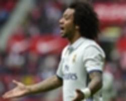 'best in the world' marcelo is role model for real madrid new boy theo hernandez