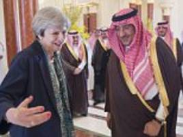 court bid stop uk selling arms to saudi arabia fails