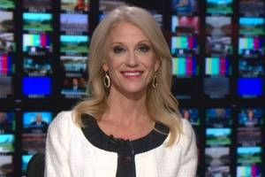 Kellyanne Conway Defends Trump Jr: No 'Meaningful' Information Was Received (Video)